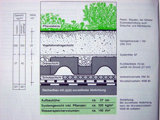 Dachbegrunung Von Koch Garten Und Landschaftsbau