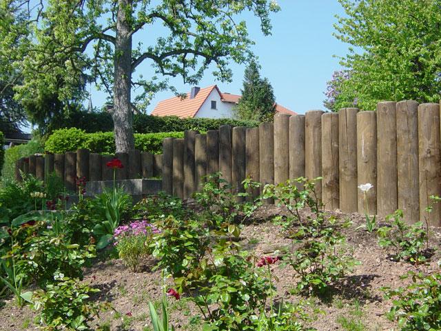 Holzterrassen sichtschutz und verschiedenes for Holz trennwand garten